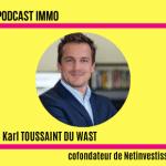 Karl Toussaint du Wast (Netinvestissement)