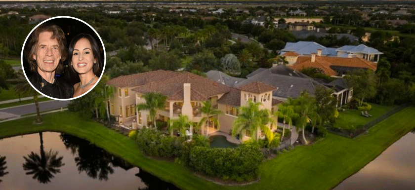 Immobilier Mike Jagger Floride - MySweetimmo