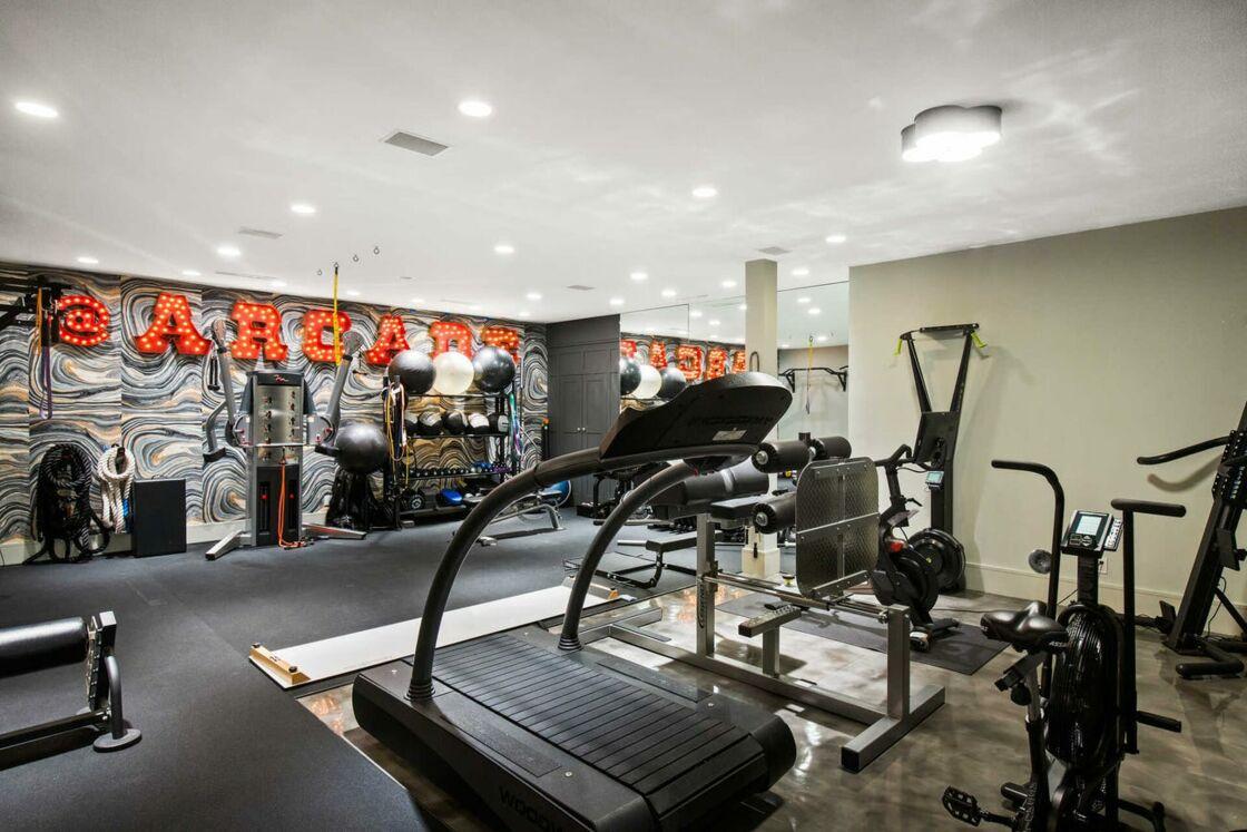 Salle de gym - mysweetimmo