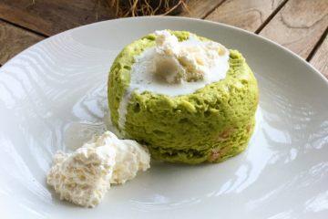 Keto Avocado Mug Cake