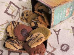 keto tahini cookies
