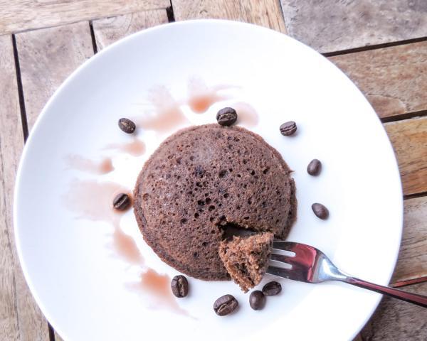 Bulletproof Coffee Mug Cake