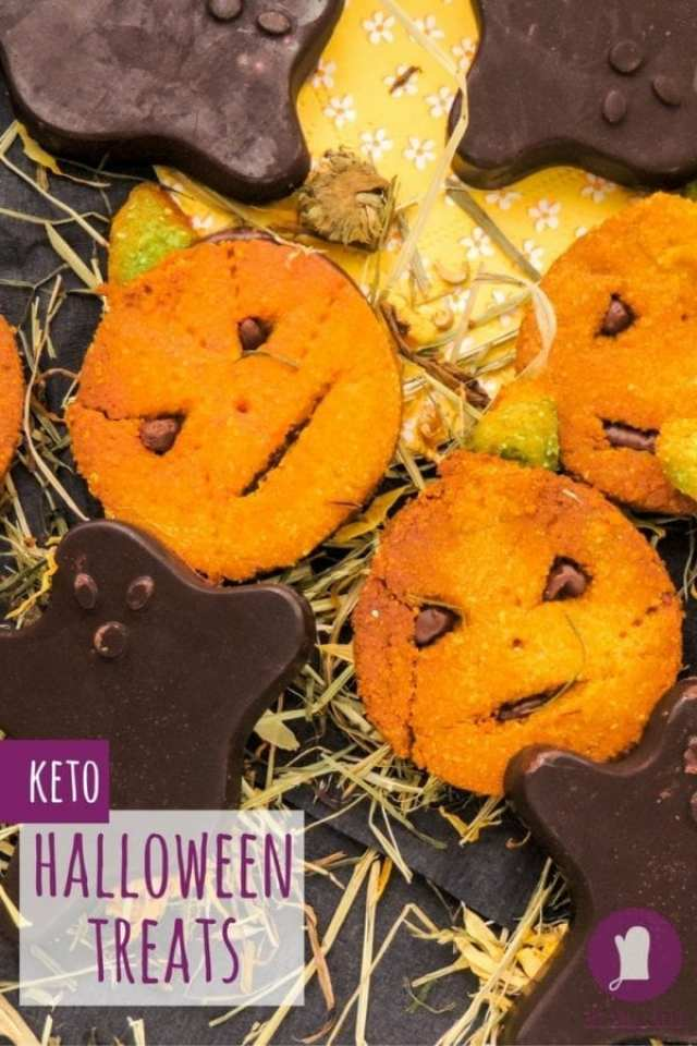 LCHF Halloween Treats