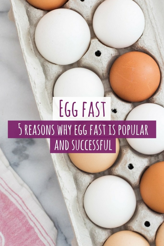 Five reasons why egg fast is popular and successful by mysweetketo