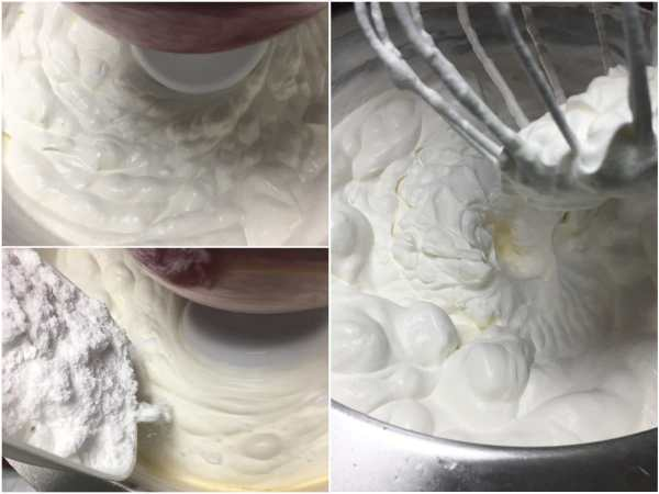 "Dissolve <a href=""http://amzn.to/2wWyOqO"" target=""_blank"">gelatine</a> according to instructions. <br><br> Beat heavy cream with whisk attachment on high speed until soft peaks form. Add powdered <a href=""http://amzn.to/2eKzzj2"" target=""_blank"">erythritol</a>  and 1 tbsp. cherry vodka (or rum) and beat on high for another minute. Add dissolved <a href=""http://amzn.to/2wWyOqO"" target=""_blank"">gelatine</a> and beat for another minute or two until stiff and spreadable."