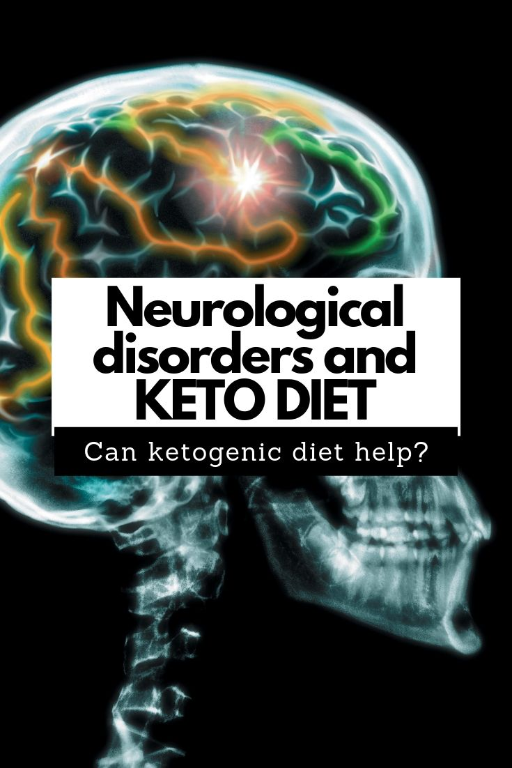 Neurological disorders and keto diet. Can ketogenic diet help? #keto #ketodiet #ketogenic