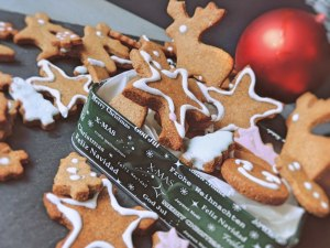 Low carb gingerbread cookies recipe