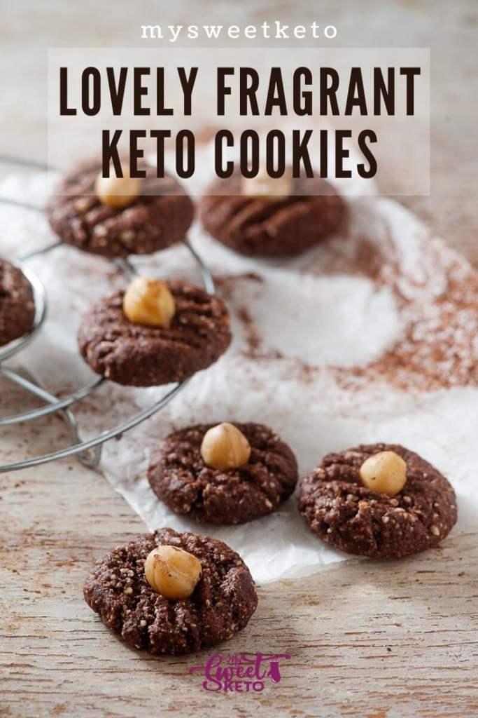 Mysweetketo Lovely Fragrant Keto Cookies