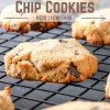 You are only human and deserve a cookie recipe that only takes 30 minutes and few ingredients. Keto Chocolate Chip Cookies recipe is a delicious classic! #keto #ketogenic #lowcarb #cookies