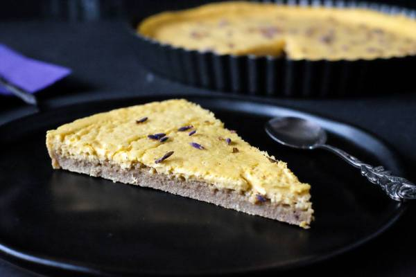 When doing Egg Fast diet, eating eggs for 3 to 5 days could seem like forever if you weren't able to enjoy an occasional treat like Egg Fast Custard Tart.