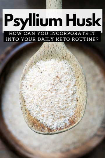 Psyllium Husk - how can you incorporate it into your daily Keto routine