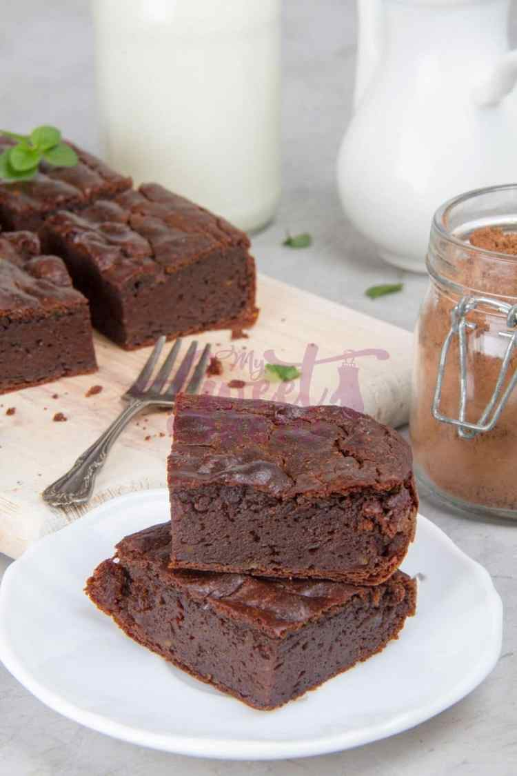 """Every keto blog has """"the best keto brownies"""" recipe, and so do we. If you are following us, you have probably seen the recipe, and you have already prepared a batch of our delicious keto brownies. It's been almost four years since we published the original keto brownies recipe that is still very popular. We think it's about time to publish a new recipe. Today we are making keto avocado brownies."""