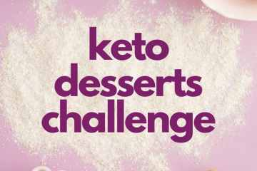 Every month hundreds of people in the my sweet keto community join in our monthly keto and low-carb challenge. #keto #ketodiet