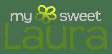 My sweet Laura logo