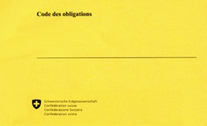 codes des obligations