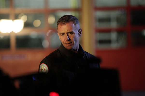 david eigenberg leaving chicago fire