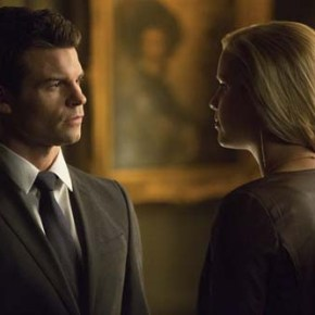 The Originals -- Pictured (L-R): Daniel Gillies as Elijah and Claire Holt as Rebekah -- Image Number: OR420b_0244.jpg -- Photo: Bob Mahoney/The CW -- © 2013 The CW Network, LLC. All rights reserved.
