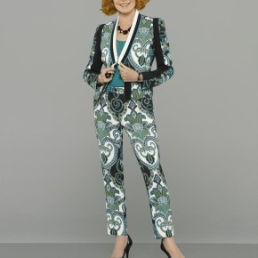 "CASTLE - ABC's ""Castle"" stars Susan Sullivan as Martha Rodgers. (ABC/Bob D'Amico)"