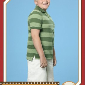 "BACK IN THE GAME - ABC's ""Back in the Game"" stars Brandon Salgado as Dudley Douglas. (ABC/Bob D'Amico)"