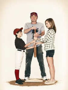 GRIFFIN GLUCK, JAMES CAAN, MAGGIE LAWSON