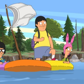 "BOB'S BURGERS: The Belcher kids search for their missing parents in the all-new ""A River Runs Through Bob"" season premiere episode of BOB'S BURGERS airing Sunday, Sept. 29 (8:30-9:00 PM ET/PT) on FOX.   BOB'S BURGERS ™ and © 2013 TCFFC ALL RIGHTS RESERVED."