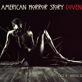 Relax, this won't hurt a bit. American Horror Story: Coven, Premieres Wednesday, October 9 at 10PM only on FX.