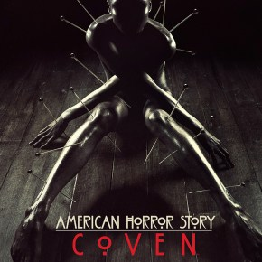 This fall, the Coven will keep you on pins and needles. American Horror Story: Coven, Premieres Wednesday, October 9 at 10PM only on FX.