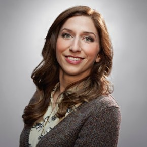 BROOKLYN NINE-NINE: Chelsea Peretti as Gina Linetti in the new single-camera workplace comedy BROOKLYN NINE-NINE premiering this fall on FOX. ©2013 Fox Broadcasting Co. Cr: Patrick Eccelsine/FOX