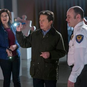 "THE MICHAEL J. FOX SHOW -- ""Art"" Episode 103 -- Pictured: -- (Photo by: Eric Liebowitz/NBC)"
