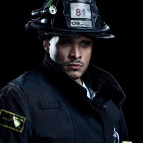 CHICAGO FIRE -- Season: 2 -- Pictured: Joe Minoso as Joe Cruz -- (Photo by: Nino Munoz/NBC)