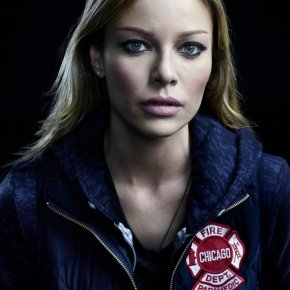 CHICAGO FIRE -- Season: 2 -- Pictured: Lauren German as Leslie Shay -- (Photo by: Nino Munoz/NBC)