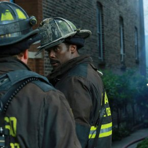 "CHICAGO FIRE -- ""A Problem House"" Episode 201 -- Pictured: Eamonn Walker as Battalion Chief Wallace Boden -- (Photo by: Elizabeth Morris/NBC)"