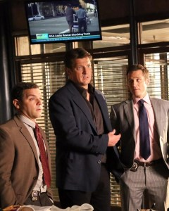 JOSHUA BITTON, NATHAN FILLION, SEAMUS DEVER