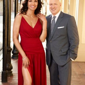 TOP CHEF -- Season:11 -- Pictured: (l-r) Padma Lakshmi, Tom Colicchio -- (Photo by: Justin Stephens/Bravo)