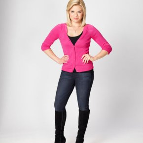 SEAN SAVES THE WORLD -- Season: 1 -- Pictured: Megan Hilty as Liz -- (Photo by: Chris Haston/NBC)