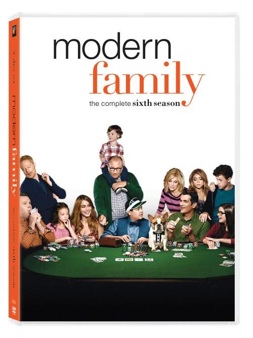 Modern Family S6 Final Box Shot