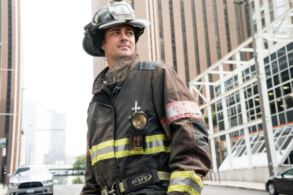 "CHICAGO FIRE -- ""Taste of Panama City"" Episode 402 -- Pictured: Taylor Kinney as Kelly Severide -- (Photo by: Elizabeth Morris/NBC)"
