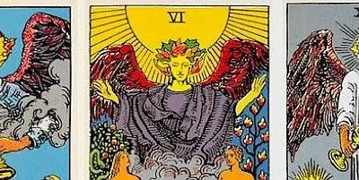 Knowing what the Angels on cards in the Tarot mean makes it easier to read the cards