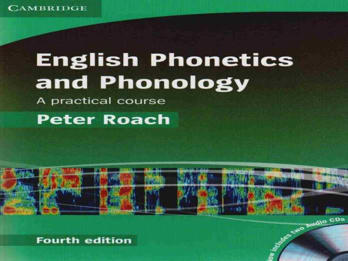 English phonetics and phonology PDF