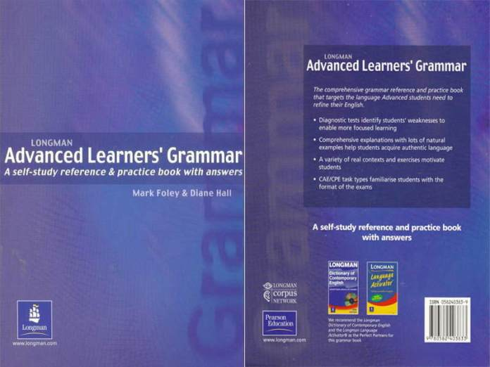Longman Advanced Learner's Grammar