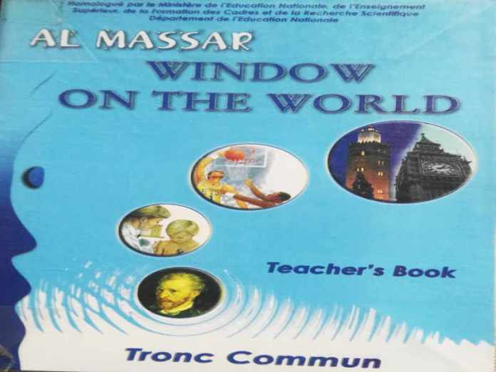 Al Massar window on the world teacher book