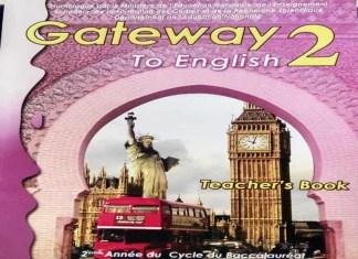 Gateway To English 2 teacher bookk