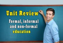 Formal informal and non-formal education review