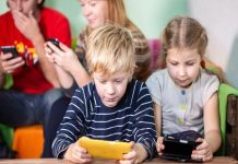 Children and Electronic Gadgets