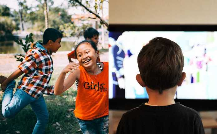 Global Test Children Then and Now