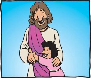 my best friend Jesus