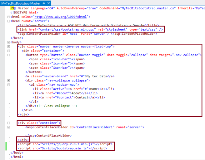 Bootstrap-ASP.NET-StepByStep-09a