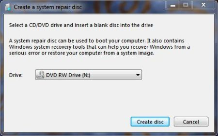 recovery-disk