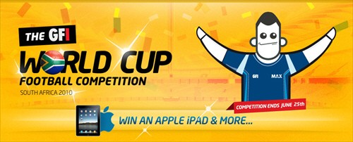 gfi world cup football 2010 contest