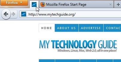 Firefox 4 Pin Tab